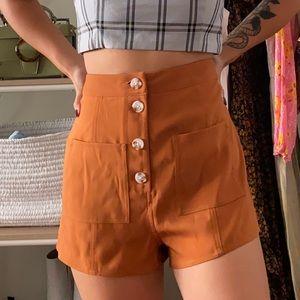 Tularosa shorts